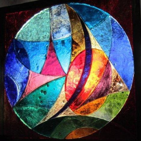 Table basse Aquarium - Dalle de verre